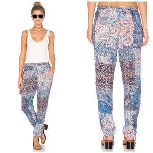 •BCBGeneration• Printed Drawstring Pants